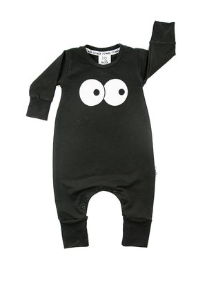 "LONG SLEEVES ROMPER ""EYES"""
