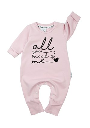 "LONG SLEEVES ROMPER ""KIDS LIFE"""