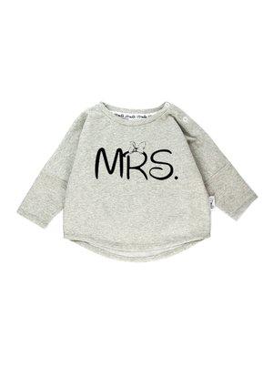 "SWEATSHIRT ""MRS"""