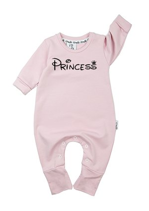 "LONG SLEEVES ROMPER ""PRINCESS"""