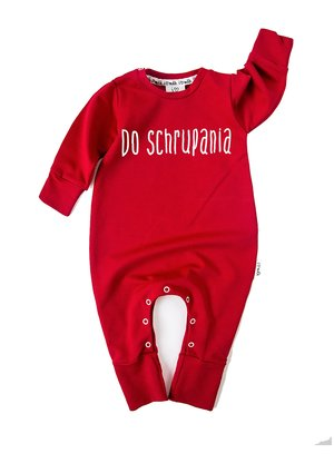 "LONG SLEEVES ROMPER ""DO SCHRUPANIA"""