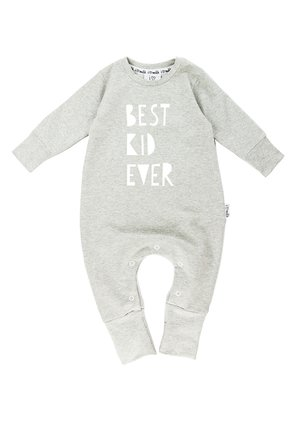 "LONG SLEEVES ROMPER ""BEZ MAMY ANI RUSZ"""