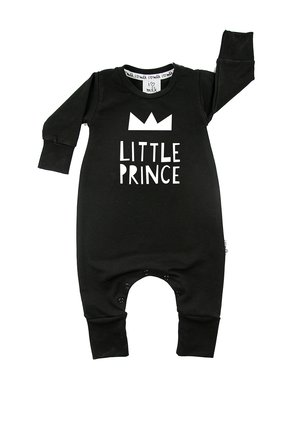 "LONG SLEEVES ROMPER ""LITTLE PRINCE"""
