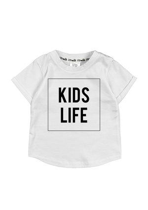 """KOSZULKA  """"KIDS LIFE"""""""