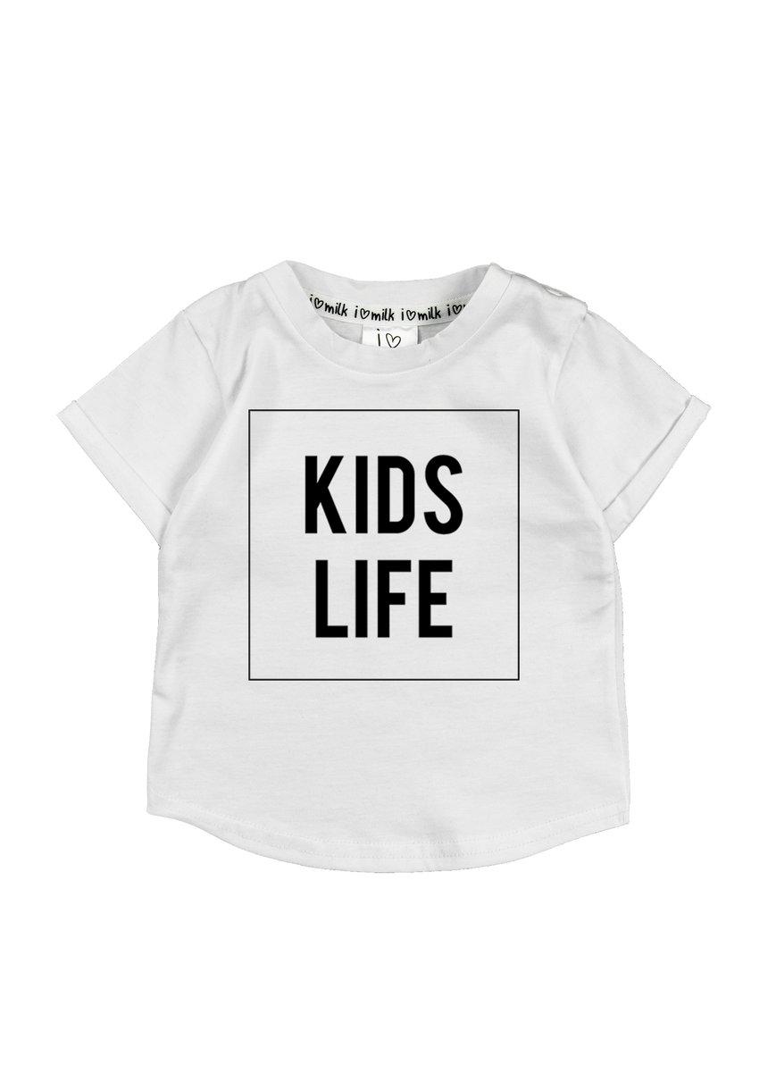 """SWEATSHIRT """"KIDS LIFE"""""""