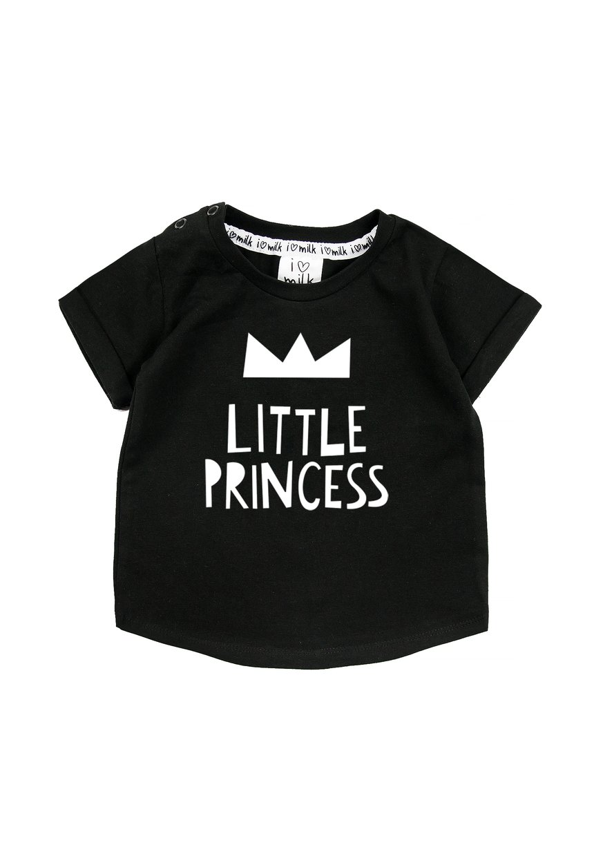 "T-SHIRT ""LITLLE PRINCESS"""