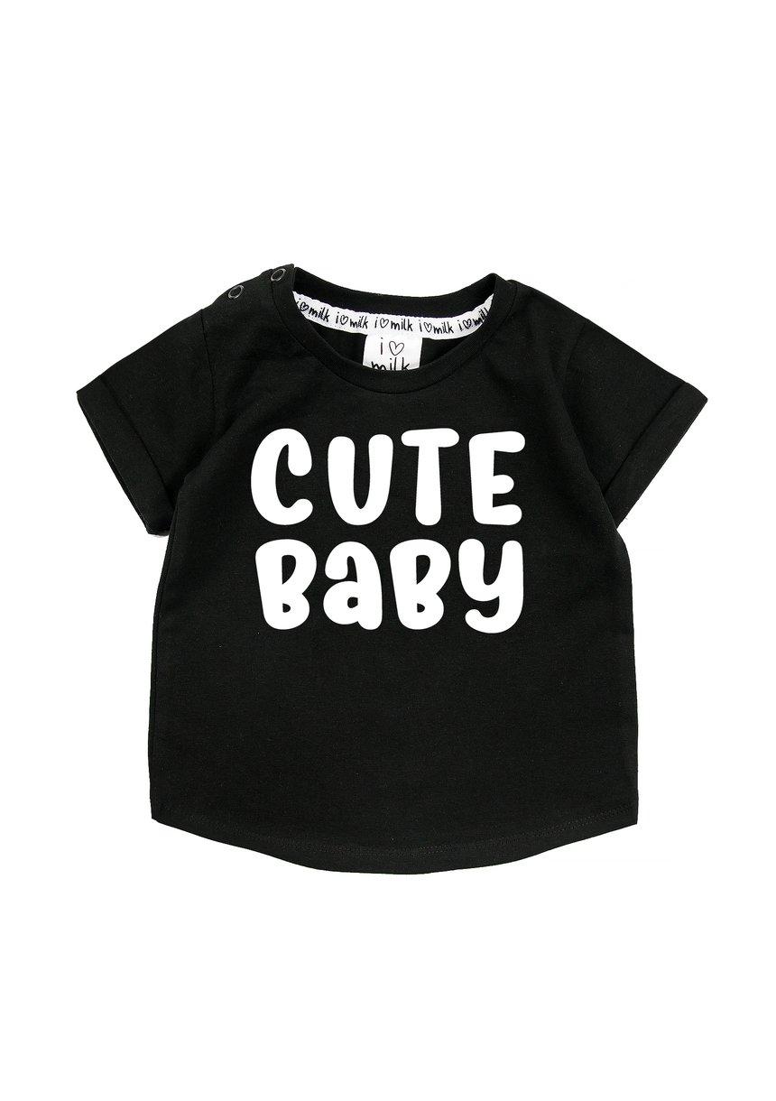 "T-SHIRT  ""CUTE BABY"""