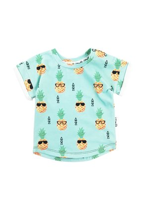 T-SHIRT MINT ANANAS