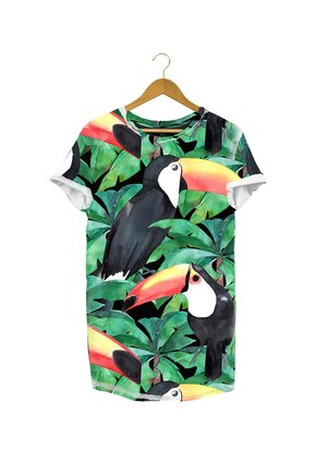 "T-SHIRT DAD ""EXOTIC TOUCAN"" ILM"