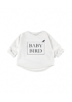 "SWEATSHIRT ""BABY BIRD"""