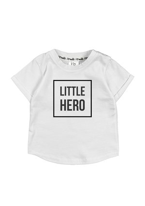 "T-SHIRT  ""LITTLE HERO"""