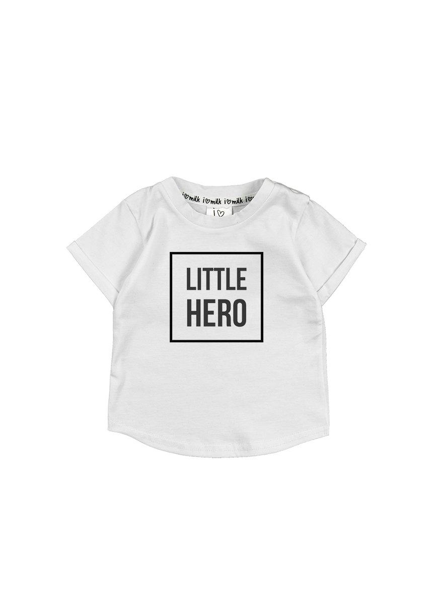 "T-SHIRT  ""LITTLE HERO"""
