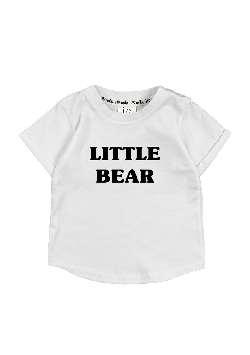 """T-SHIRT  """"LITTLE BEAR"""""""