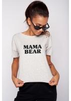 "T-SHIRT MAMA ""MAMA BEAR"""