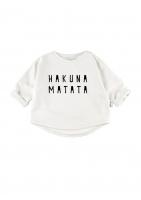 """SWEATSHIRT """"HAKUNA MATATA"""""""