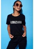 "T-SHIRT MAMA ""ŁOBUZIARA"""