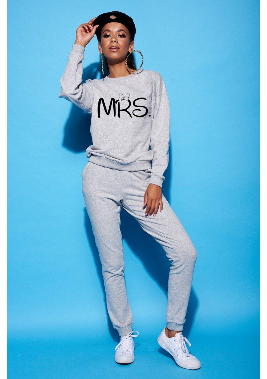 """SWEATSHIRT """"MRS"""" MSQ MUM"""