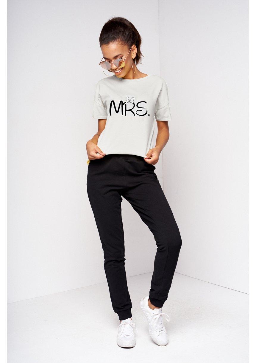 "T-SHIRT MAMA ""MRS"""