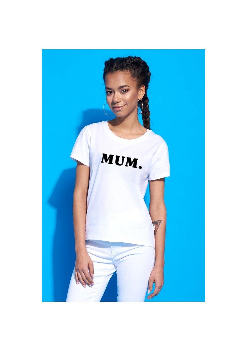"T-SHIRT MAMA "" MUM"""