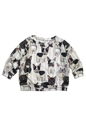 BLUZA FRENCH DOG PRINT