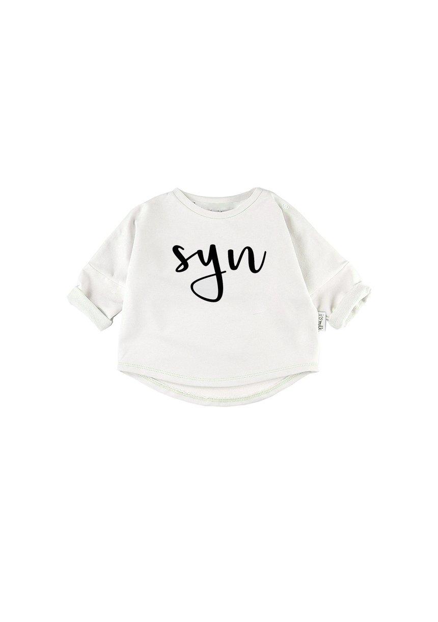 """SWEATSHIRT """"SYN"""""""