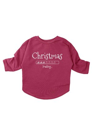 "BLUZA ""CHRISTMAS LOADING"""