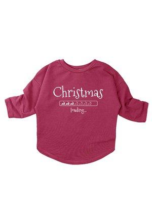 """SWEATSHIRT """"CHRISTMAS LOADING"""""""