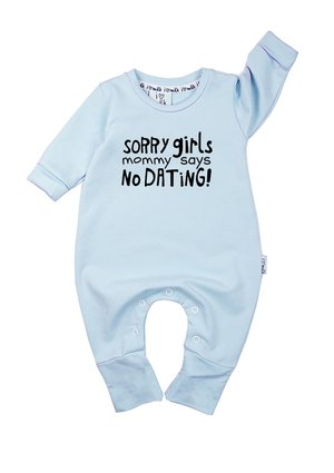 "LONG SLEEVES ROMPER ""SORRY GIRLS"""