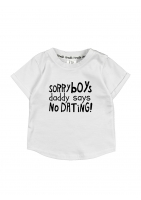"T-SHIRT ""SORRY BOYS"""