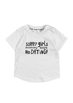 """T-SHIRT  """"SORRY GIRLS"""""""