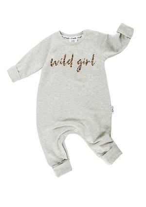 "Romper print ""wild girl"""