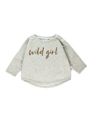 """Bluza print """"wild girl"""""""