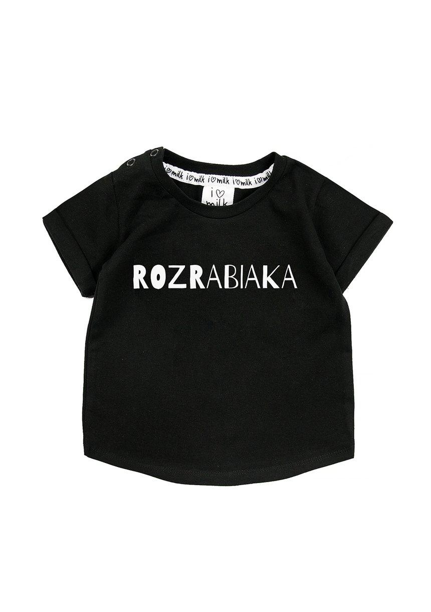 """T-shirt """"rozrabiaka"""""""