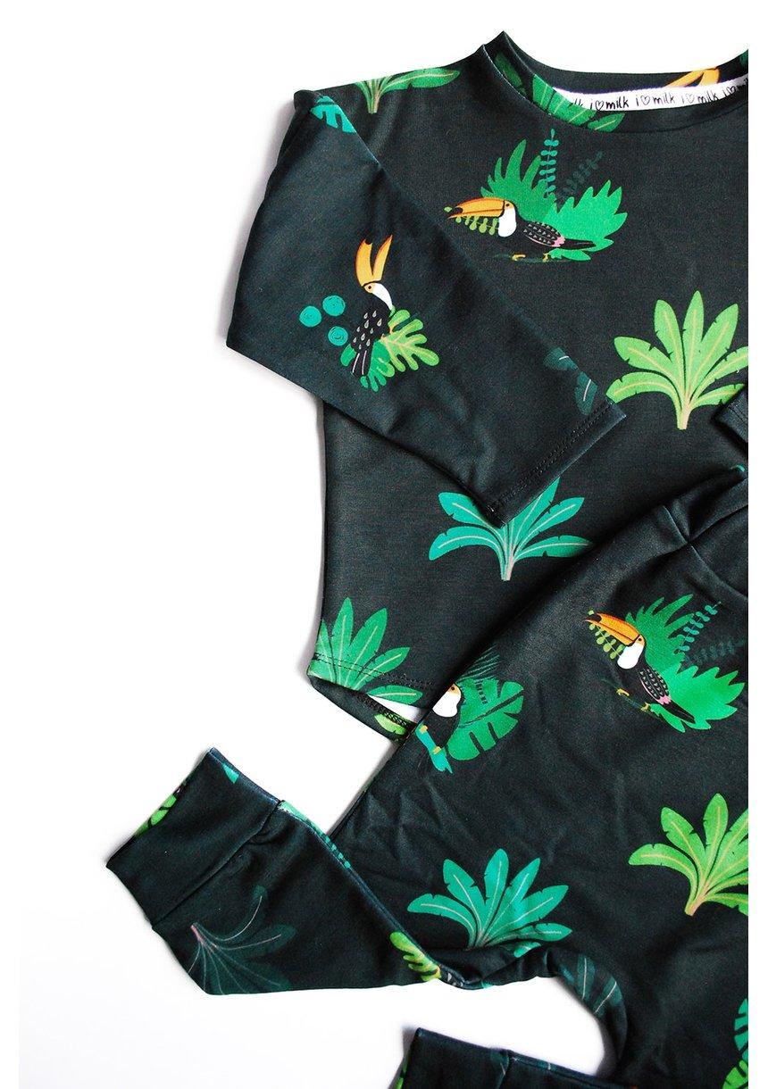 spodnie jungle toucans