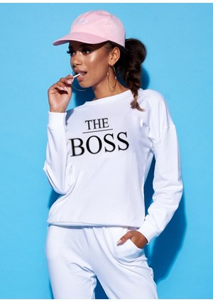 "Bluza mama ""the boss"""