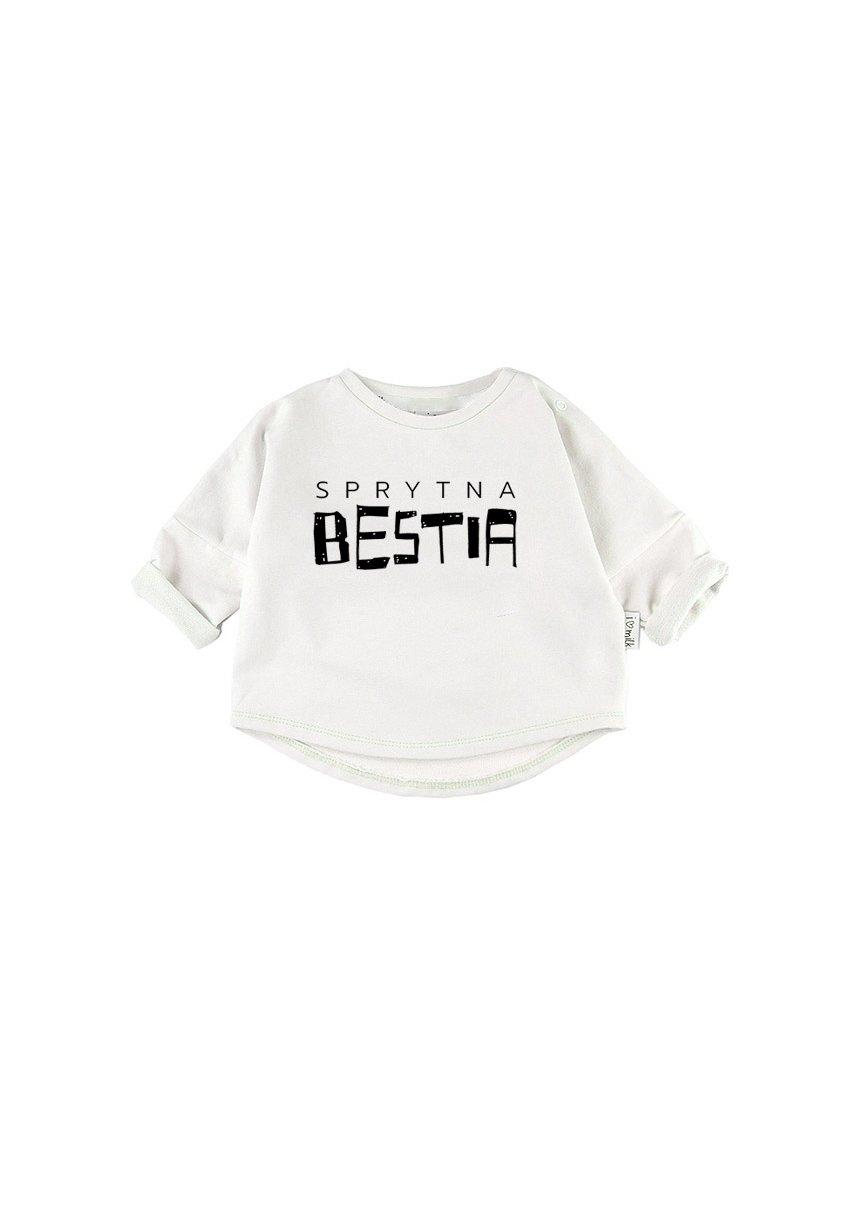 """Bluza """"sprytna bestia"""""""