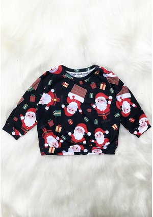 BLUZA SANTAS JUNIOR