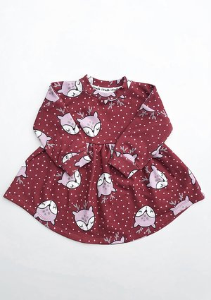 Sukienka dziewczęca Sarenki Dots