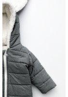 Zimowy kombinezon dzięciecy Królik Szary