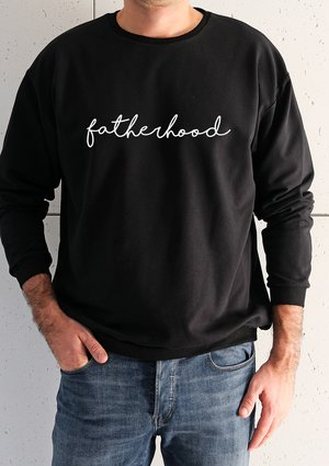 "Bluza ""fatherhood"""