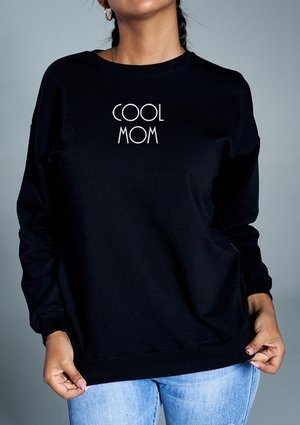 "Bluza "" cool mom "" mama"