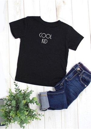 "T-shirt dziecięcy "" cool kid"""