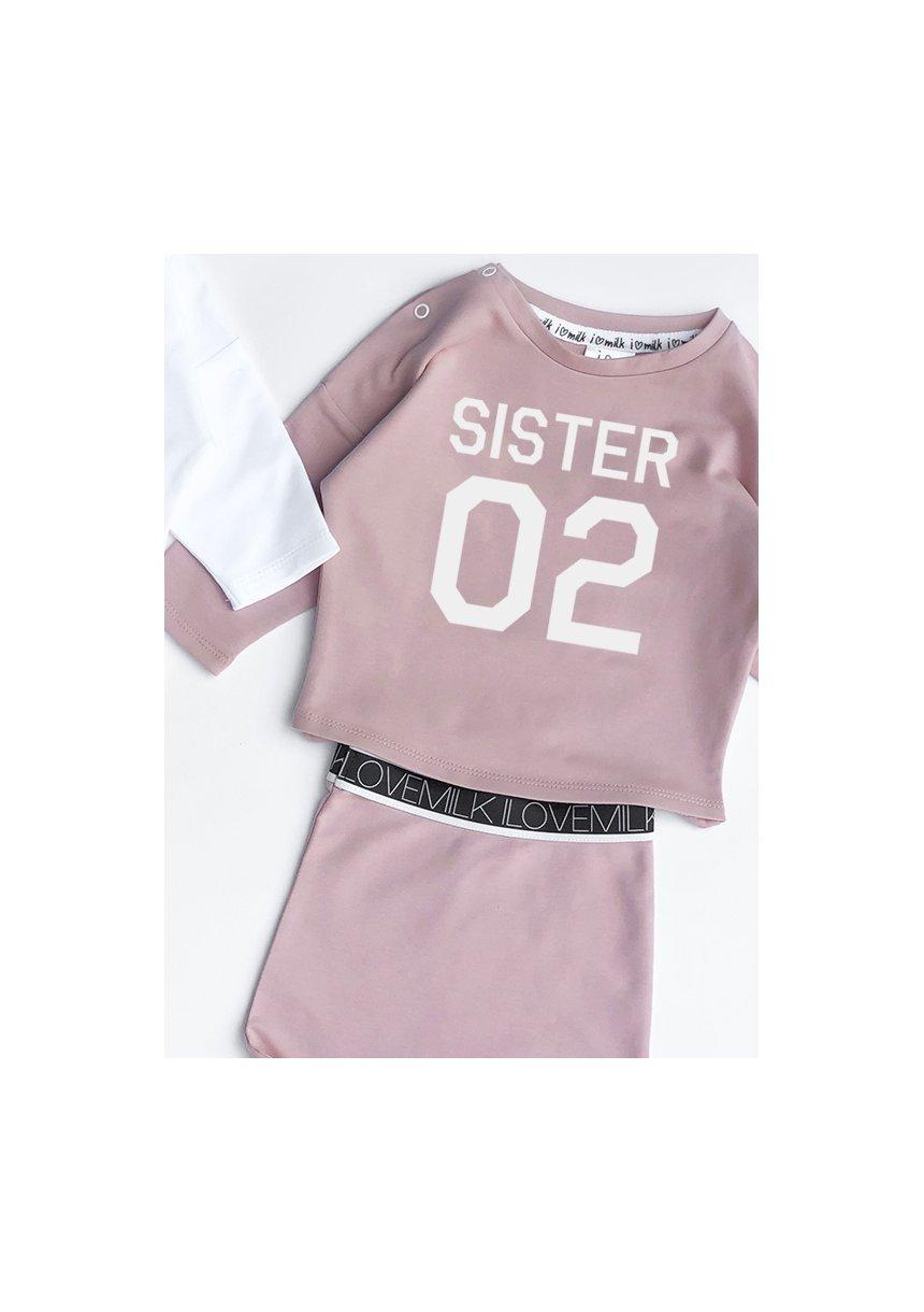 """Bluza dziecięca """"sister 02"""""""