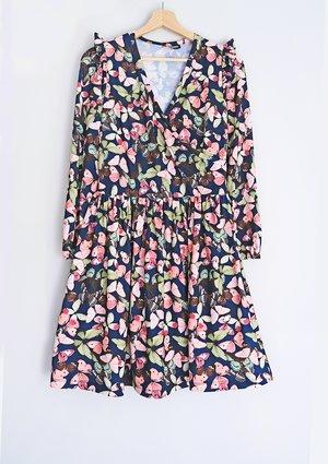 Sukienka damska Butterfly colors