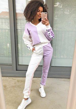Spodnie damskie Candy pastel ILM