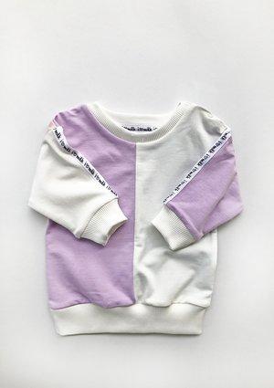 Bluza dresowa dziecięca Candy pastel
