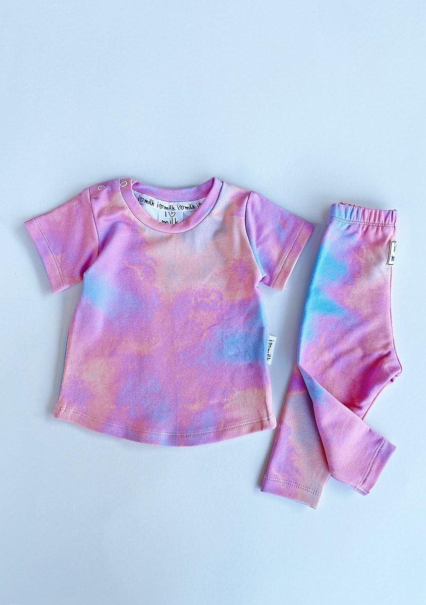 Komplet dziecięcy Diy print colors