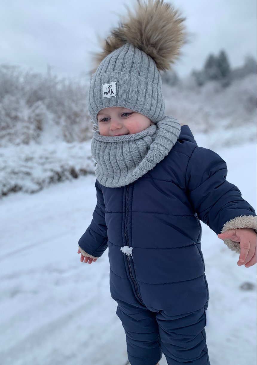 Komin zimowy