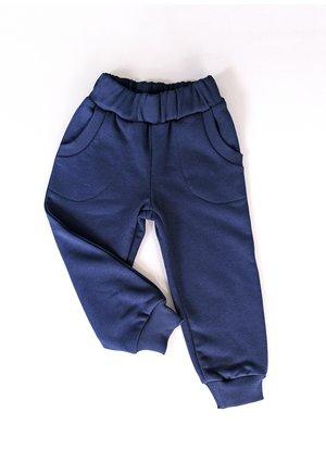 Dresowe spodnie dziecięce Monaco Navy