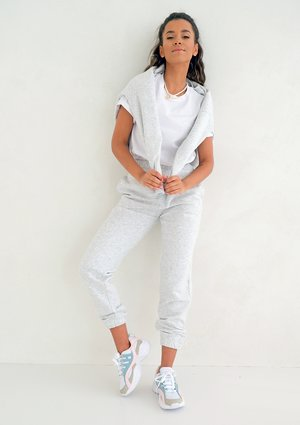 Mum sweatpants Spa Melange